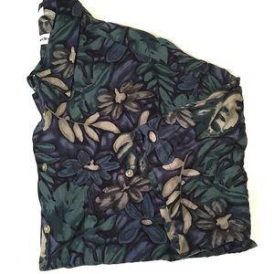 Pierre Cardin Floral Short Sleeve Shirt
